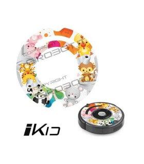 iCover - Decalcomania iKid per iRobot Roomba 500 - 600