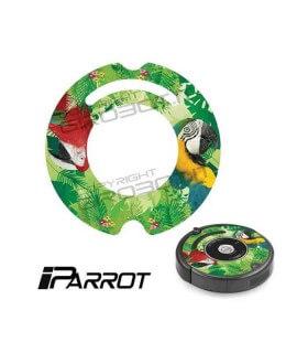 iCover - Decalcomania iParrot per iRobot Roomba 500 600