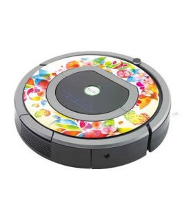 iCover - Decalcomania iFantasy per iRobot Roomba 700