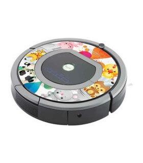 iCover - Decalcomania iKid per iRobot Roomba 700