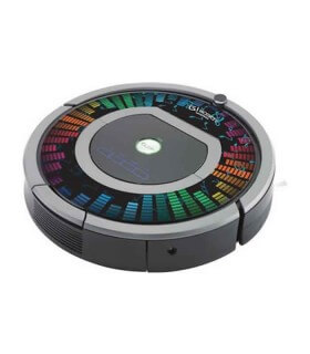 iCover - Decalcomania iMusic per iRobot Roomba 700