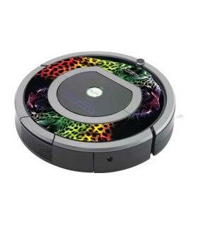 iCover - Decalcomania iPardo per iRobot Roomba 700