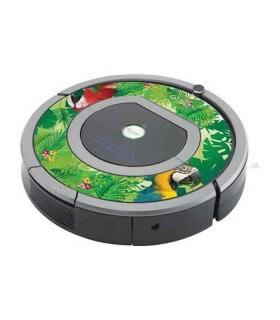 iCover - Decalcomania iParrot per iRobot Roomba 700