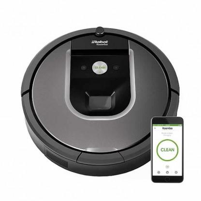 iRobot Roomba 960 - Robot Aspirapolvere Wi-Fi Gar. Nital