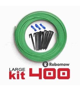 Mod. 400 Robomow Set filo perimetrale e picchetti