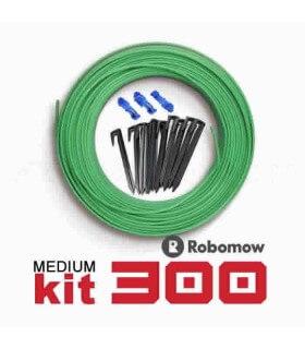 Mod. 300 Robomow Set filo perimetrale e picchetti