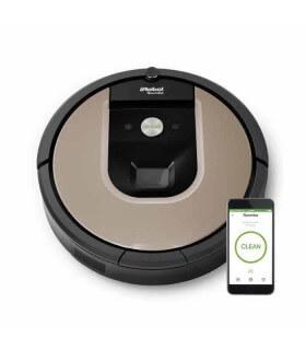 iRobot Roomba 966 - Robot Aspirapolvere con APP - iRobotCare