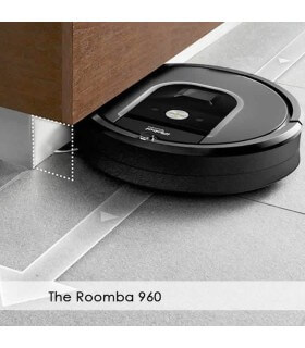 iRobot Roomba 960 -Robot Aspirapolvere