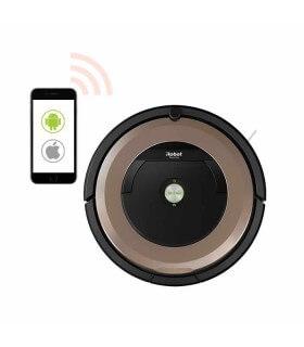Robot iRobot Roomba 895 wifi con controllo remoto Litio