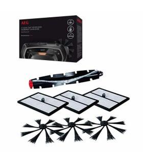 AEG rx9 Performance Kit, spazzola principale, 3 spazzole laterali E 3 filtri XXL lavabili