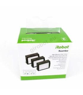 Kit 3 Filtri Roomba e5 Roomba I7