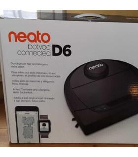 Neato D6 Connected Botvac Robot Aspirapolvere