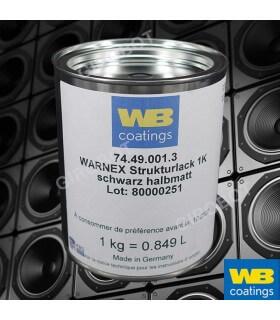 VERNICE WARNEX TEXTURIZZATA 1 KG - 74.49.001.3 Casse Subwoofer DJ e disco pub