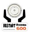 Servizio Restart Roomba 600