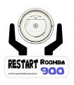 Servizio Restart Roomba 900
