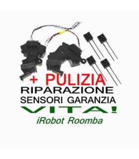 Centro Riparazione Irobot Roomba E Scooba Fuori Garanzia