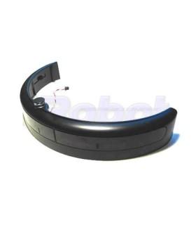 Roomba bumper frontale con sensore