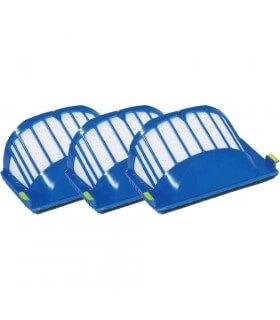 Set 3 filtri di ricambio per cassetti di aspirazione AeroVac