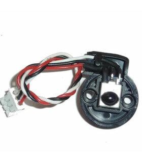 Roomba sensore bumper frontale fototransistor