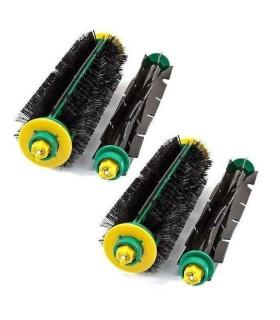 KIT DOPPIO spazzole GREEN per Roomba serie 500