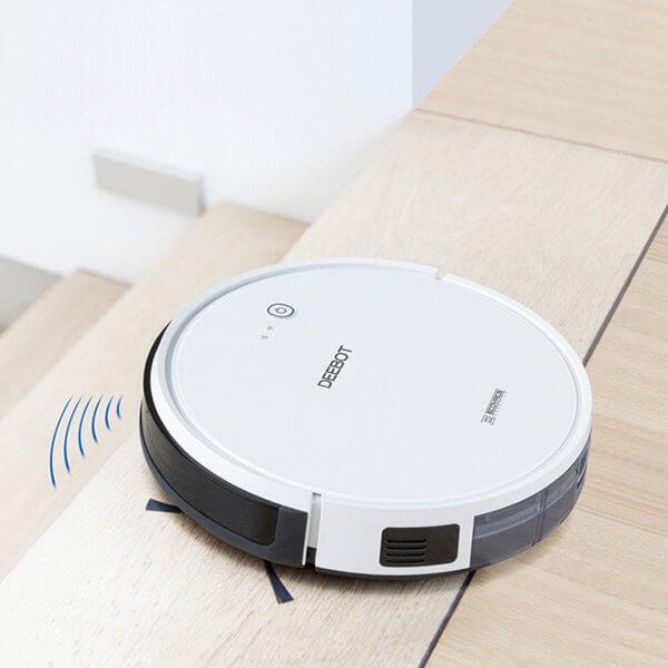 Ecovacs Deebot 601 - Sistema rilevamento gradino