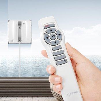 Ecovacs Winbot 950 - Controllo con Telecomando