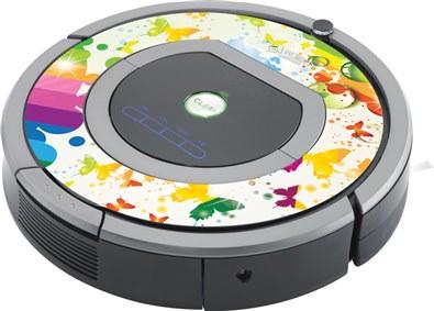 Roomba 700 farfalle