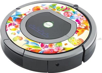 Roomba 700 fiori