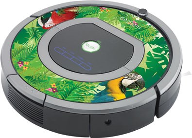 Roomba 700 giungla