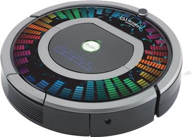 Roomba 700 musica